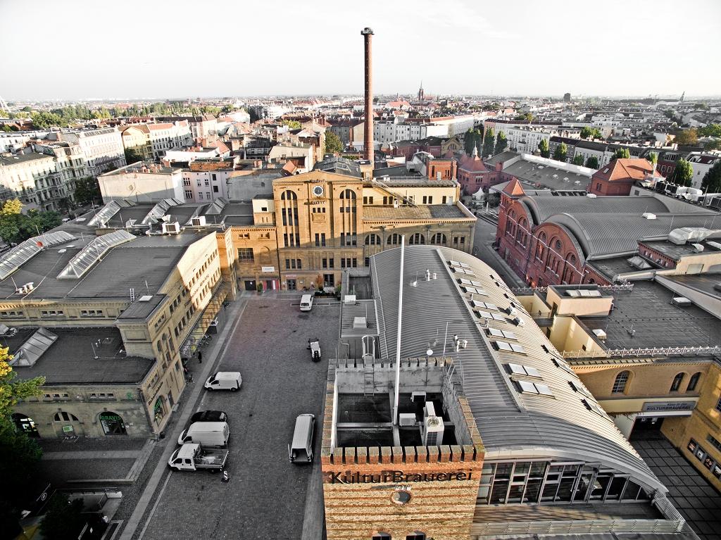 Kulturbrauerei Berlin, Prenzlauer Berg