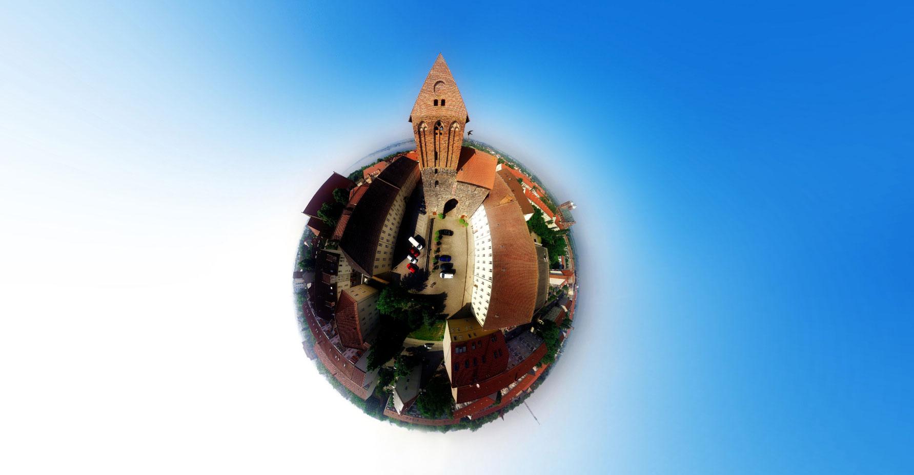 Prenzlau Alte Nikolaikirche
